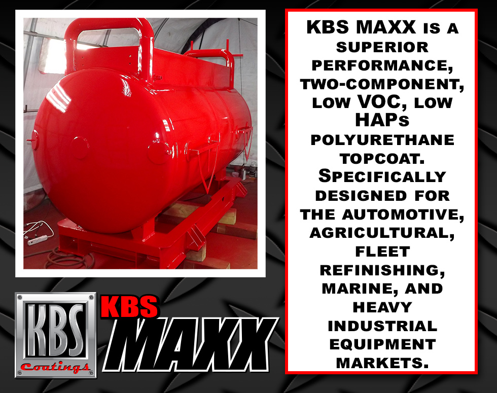 KBS MAXX - Infra Red