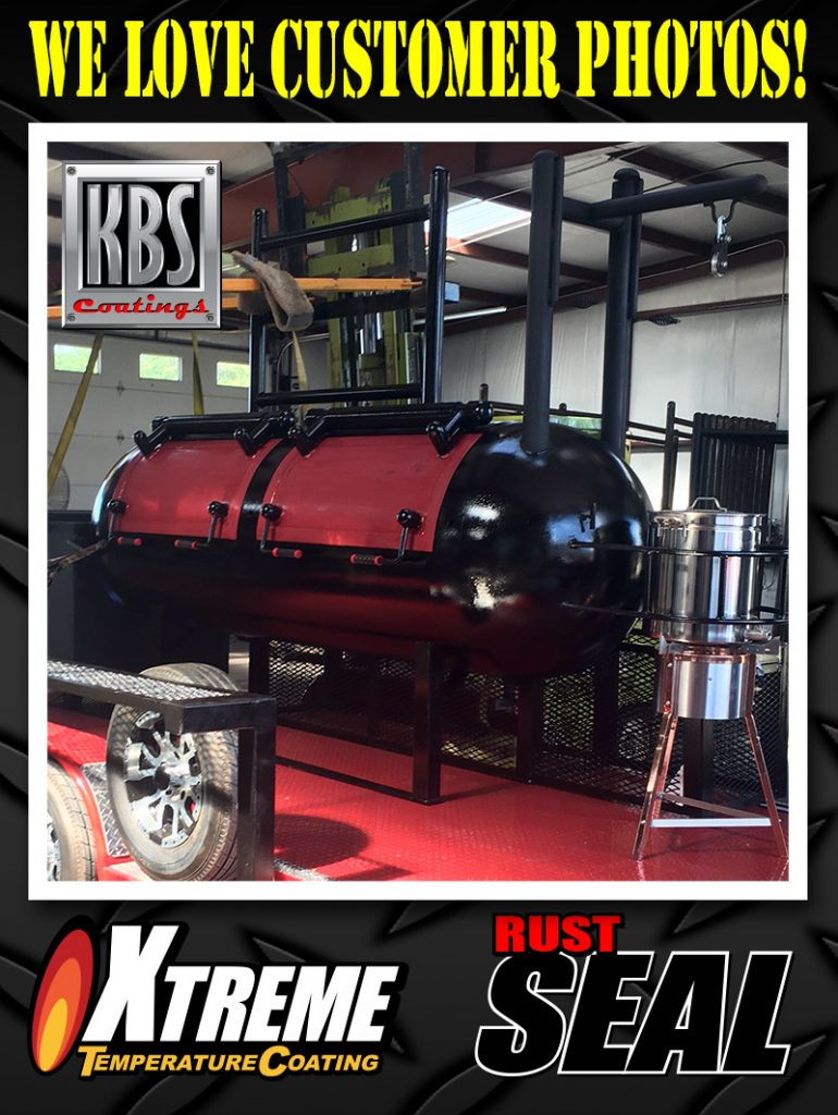 Customer Photos - Smoker