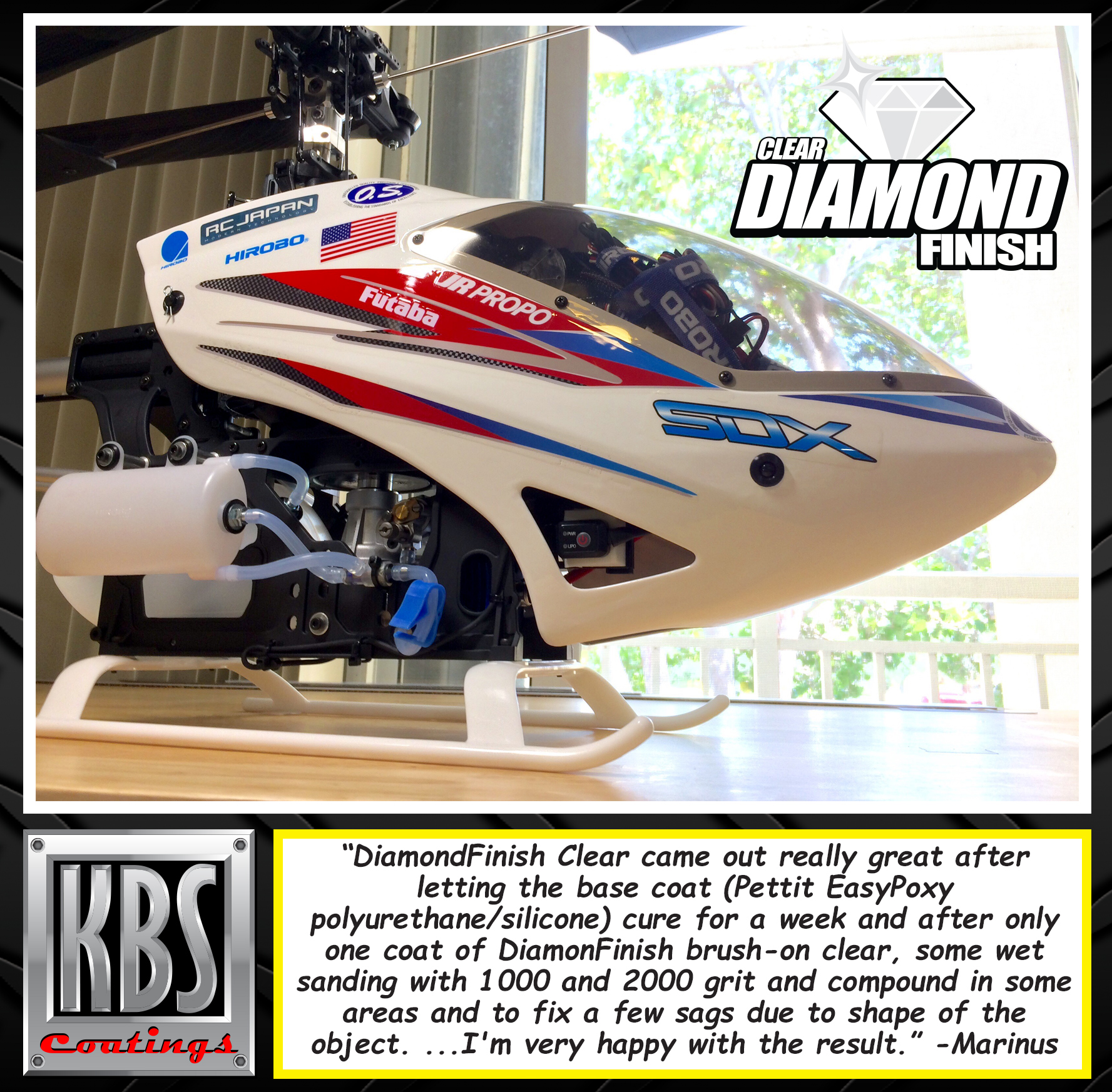 Please Check Out Diamondfinish Clear